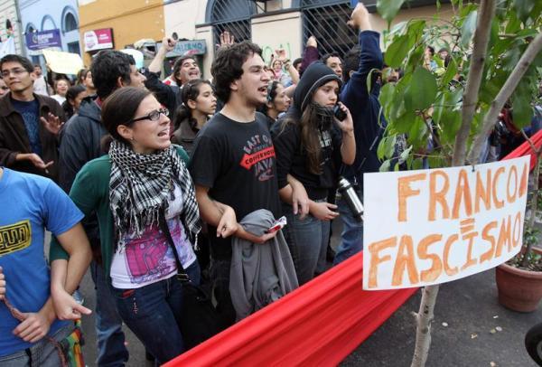 protestas lugo