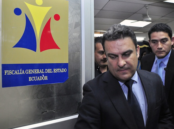 José Serrano, ministro de Interior. Foto de Archivo, La República.