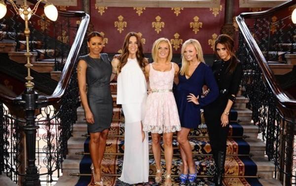 Spice Girls. Foto de Archivo, La República.