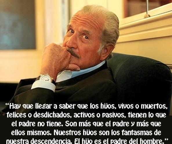Carlos Fuentes reflexion
