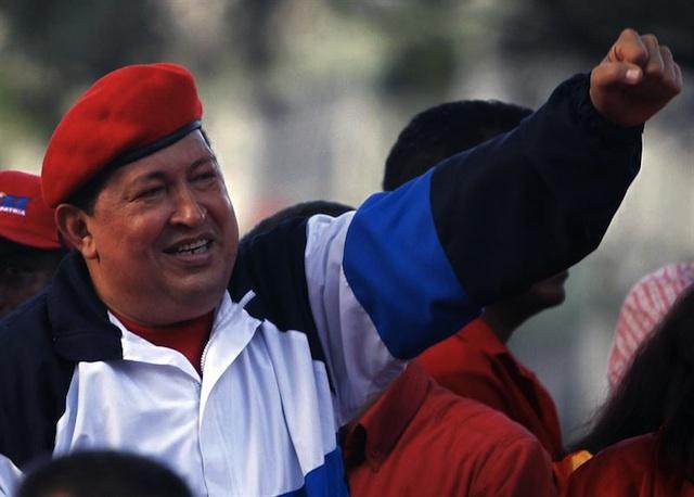Chavez campaña