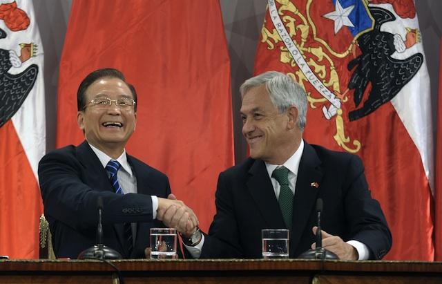 CHILE-CHINA