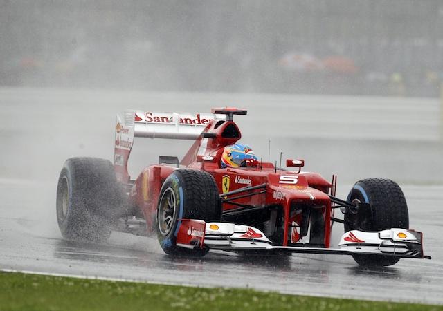 F1 GRAN BRETANA