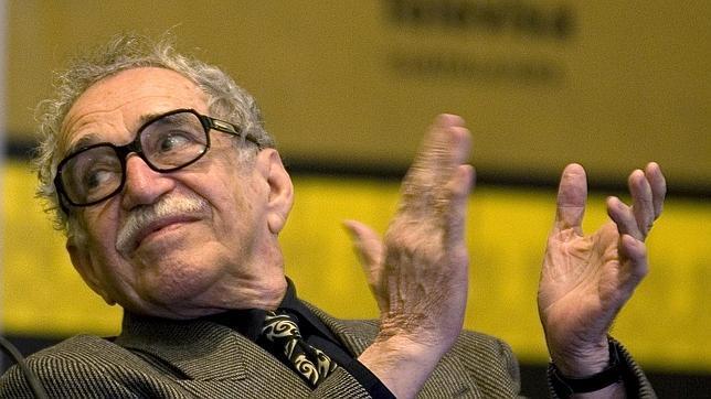 Gabriel García Márquez. Foto de Archivo, La República.