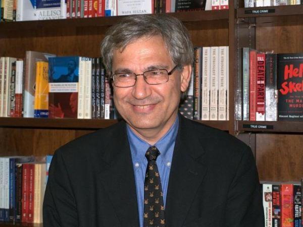 Orham Pamuk, premio Nobel de Literatura. Foto de Archivo, La República.