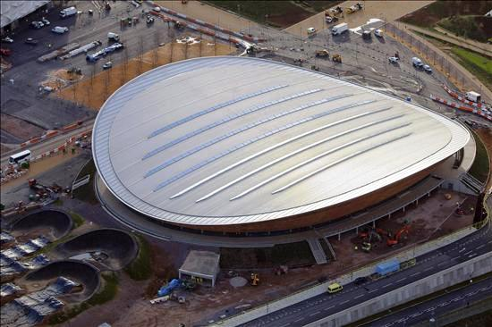 Parque olímpico Londres