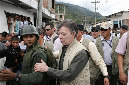 COLOMBIA-INDIGENAS