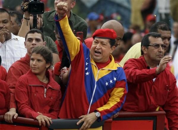 VENEZUELA-ELEC CHAVEZ
