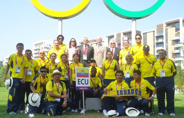 ecuador olimpico 2012