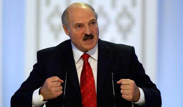 Alexandr Lukashenko, presidente de Bielorrusia. Foto de Archivo, La República.