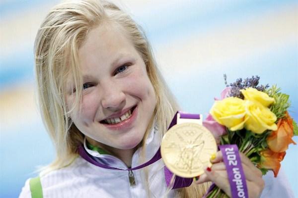 nadadora lituania
