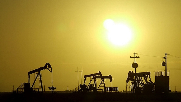 petróleo, julio 26