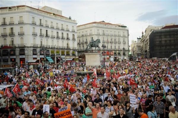 ESPAÑA-CRISIS FINANCIERA