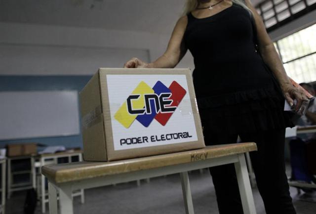 Simulacro Venezuela