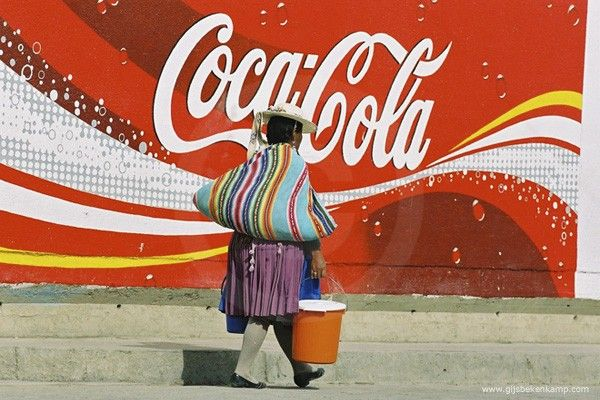 coca cola bolivia