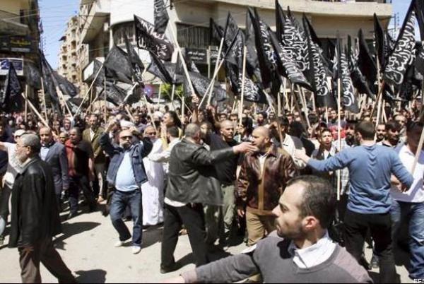 dirigente opositor sirio Haizam al Maleh