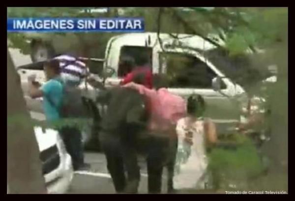 explosiones colombia