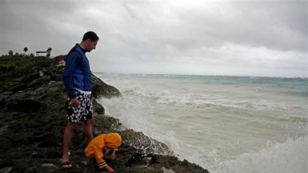 Imagen de una orilla en el Caribe. Foto de Archivo, La República.
