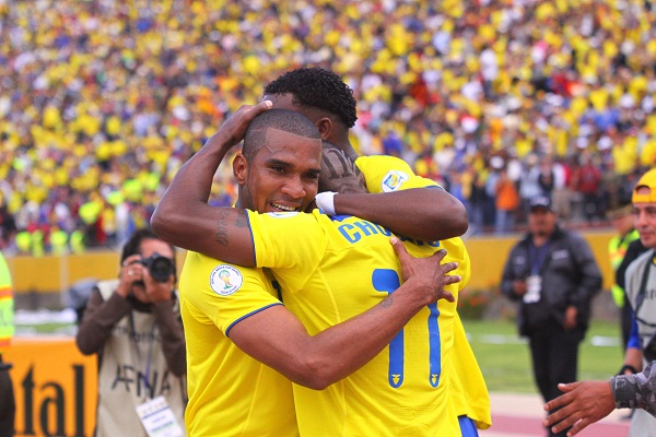 ECUADOR VS VENEZUELA