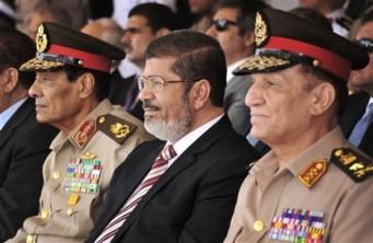 Mohamed Morsi, presidente de Egipto.
