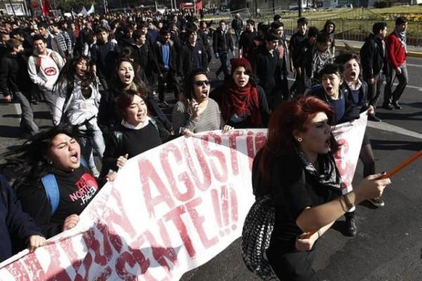 protesta_estudiantes_chile1