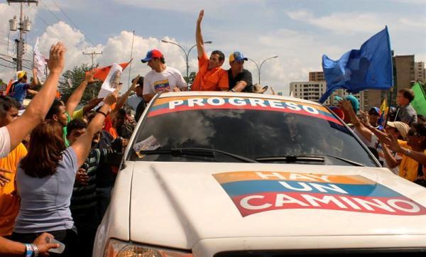 Capriles auto