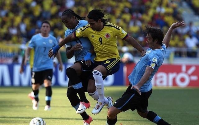 Uruguay-Colombia
