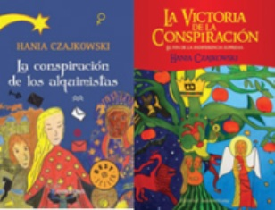 conspiracion 2 libros