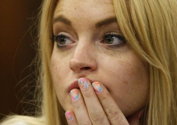 US-ENTERTAINMENT-FILM-PEOPLE-LOHAN