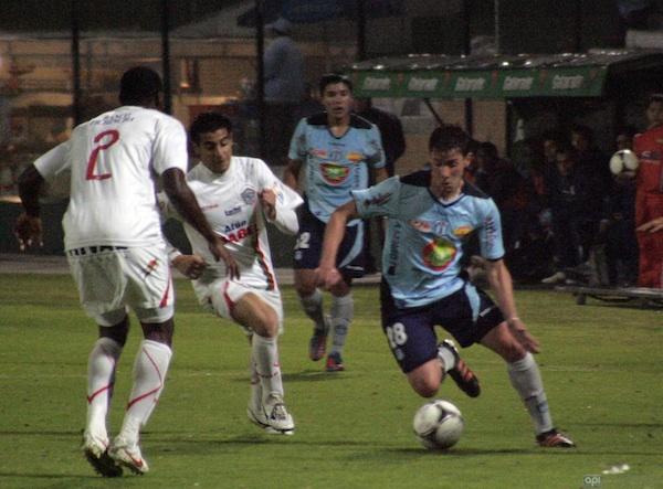 AMBATO 14 DE OCTUBRE DE 2012, Macará VS MANTA
