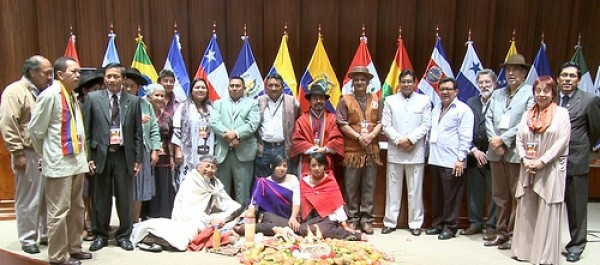 parlamento indigena