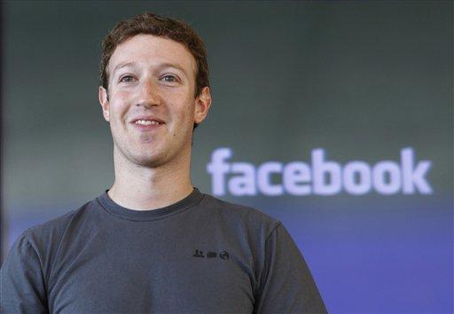 Mark Zuckerberg. Foto de Archivo, La República.