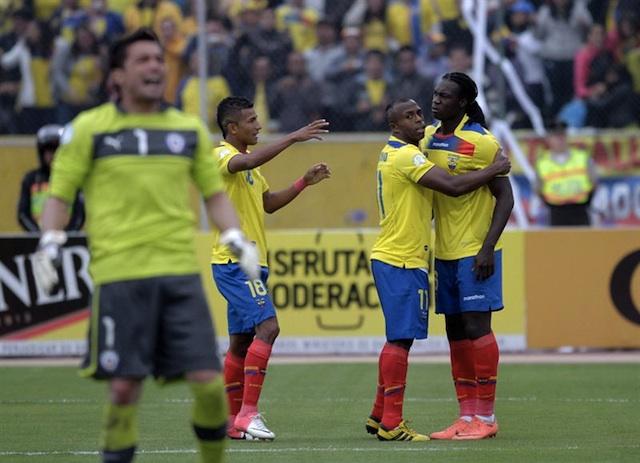 Ecuador - Chile