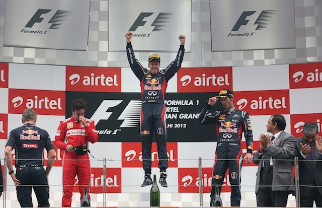 F1 INDIA