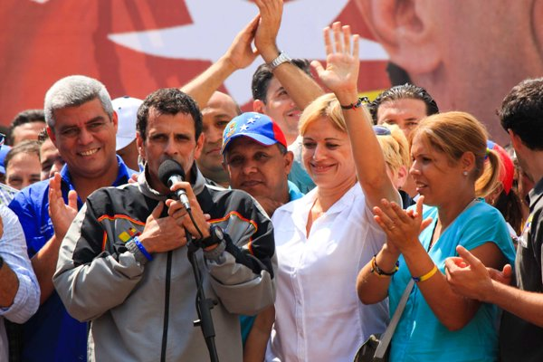 capriles miranda