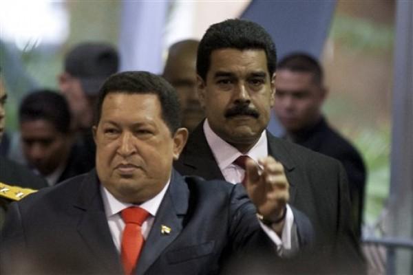VENEZUELA-VICEPRESIDENTE