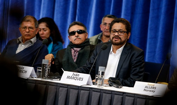 COLOMBIA-FARC DIALOGO
