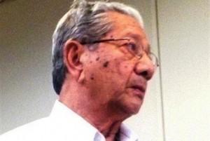 Jorge Glas Viejó, en fotografía difundida en octubre de 2012.