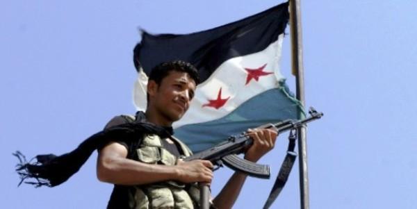 lider rebelde sirio