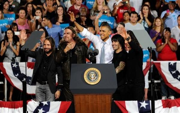 Barack Obama, Mana