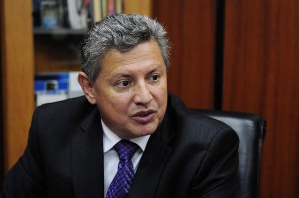 ECONOMISTA PEDRO DELGADO, PRESIDENTE DE FIDEICOMISO CFN-AGD NO M