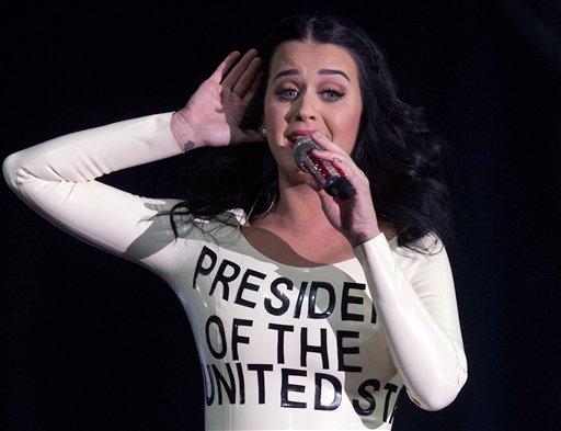Katy Perry. Foto de Archivo, La República.