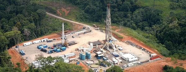 petróleo amazonia