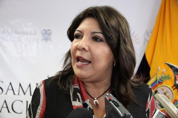 Silvia Salgado.