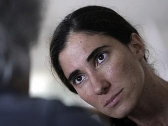 La bloguera Yoani Sánchez