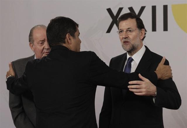 Correa en Cadiz
