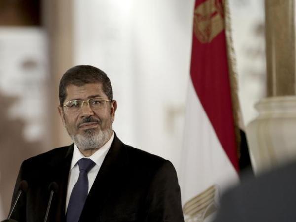Morsi, Egipto jueces