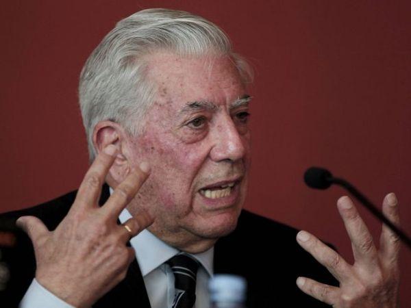 Vargas Llosa premio Carlos Fuentes