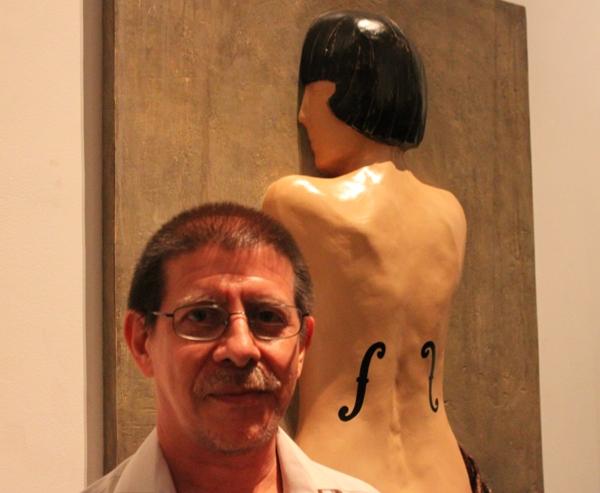 Jorge Velarde. en foto de noviembre de 2012. LaRepública.