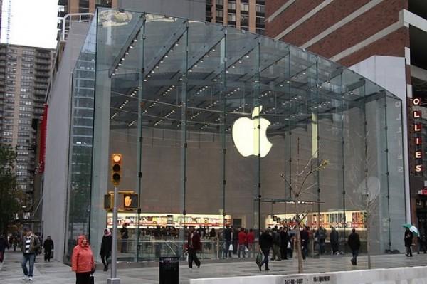 Una Apple Store. Foto de Archivo: La República.